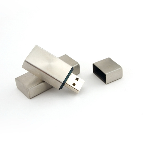 256mb - Metal Usb Drive 700 Photo