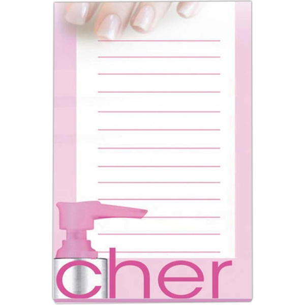 "Stickynote  - 50 Sheets - Adhesive Notepad, 4"" X 6"" Photo"