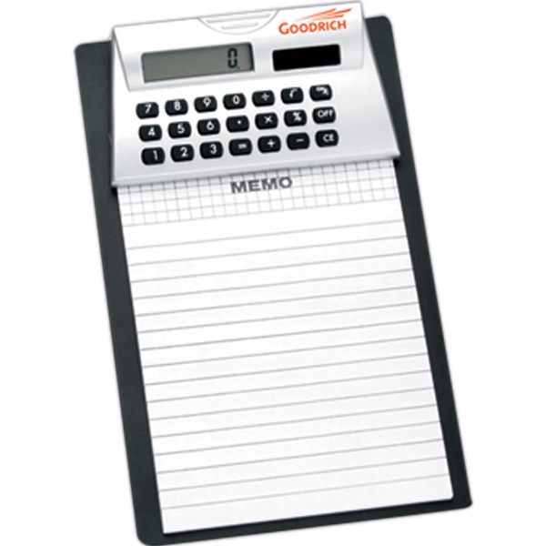 Junior Clipboard Calculator Photo