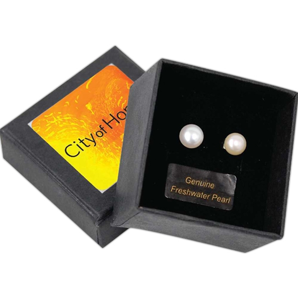 Bret Roberts (tm) - Freshwater Pearl Earrings Photo