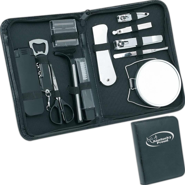 Worthy (r) - Deluxe Travel Set In A Zippered Carry Bag Photo