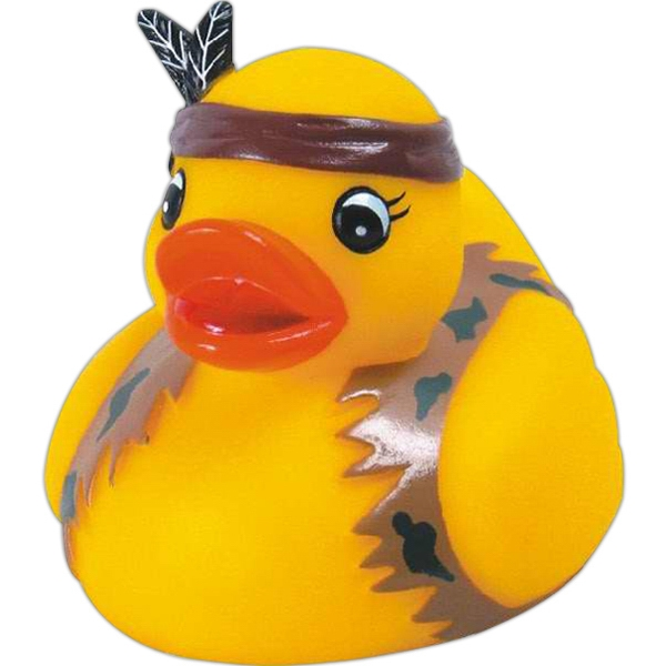 Rubber Indian duck