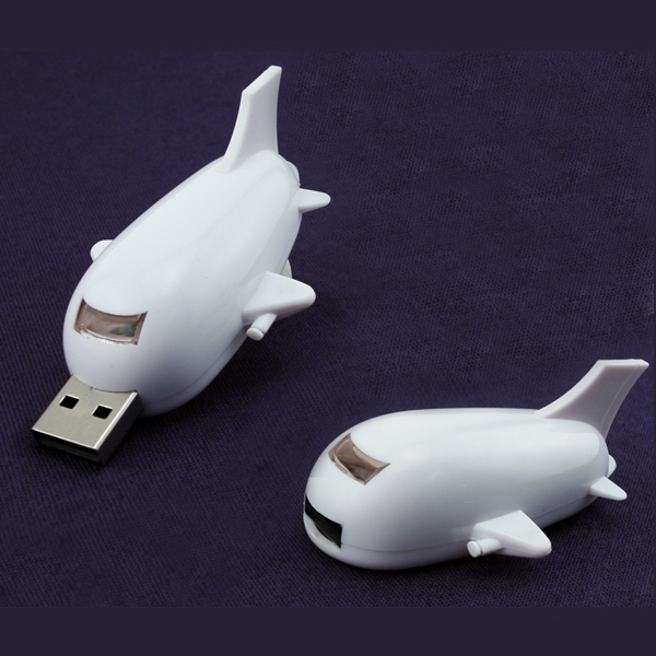 512mb - Airplane Usb Drive Photo