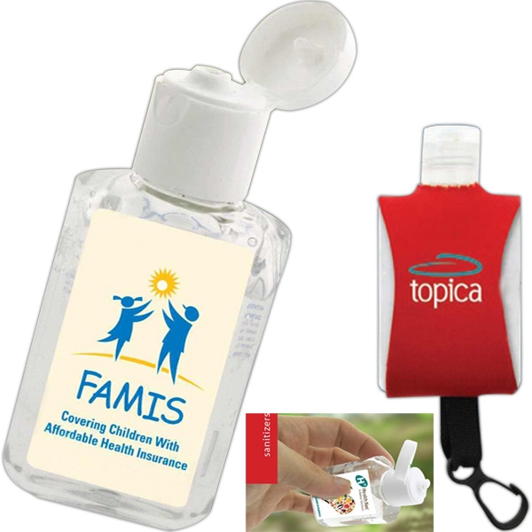 50 Working Days - Hand Sanitizer Gel, 2 Ounces Photo