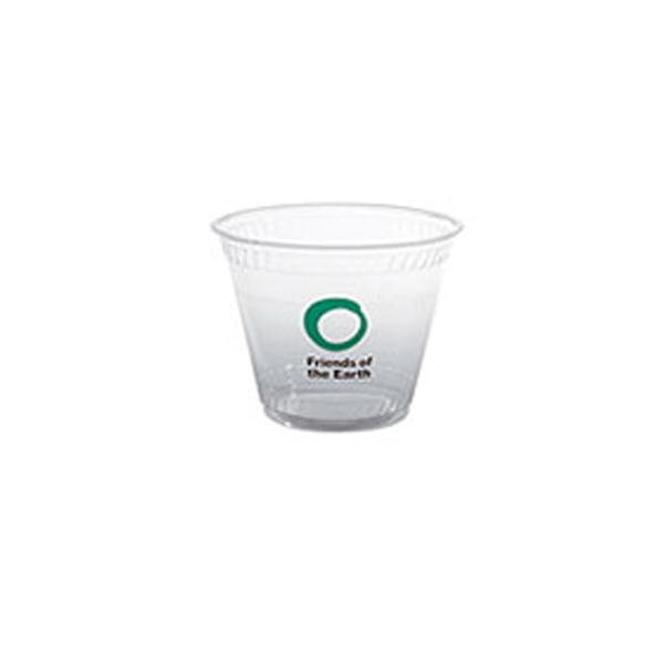 High Lines - 9 Oz - Biodegradable Clear Cups Photo