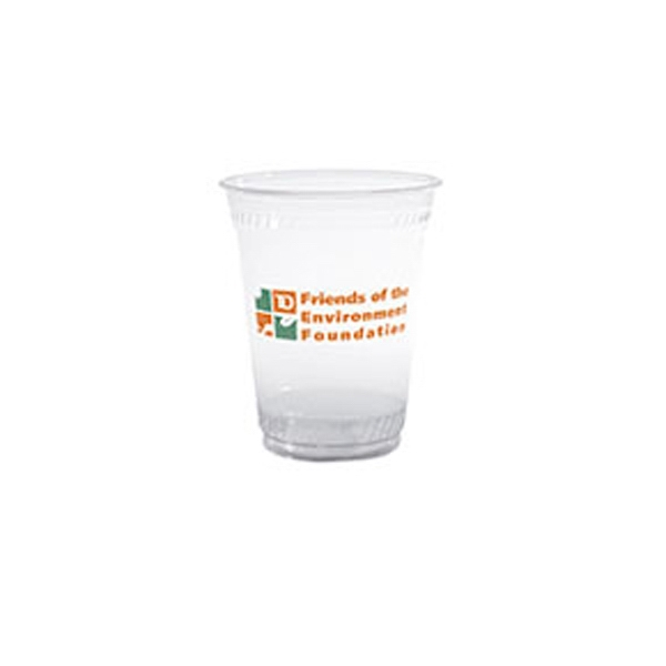 High Lines - 10 Oz - Biodegradable Clear Cups Photo