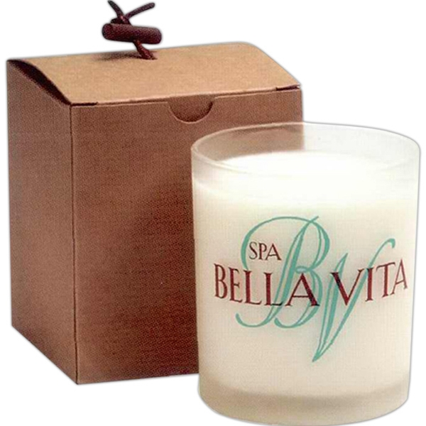 11 Oz. Votive Holds Soy Candle Photo