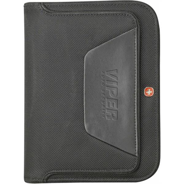 Wenger (r) - Deluxe Ballistic Journal With Snap-back Business Card Holder Photo