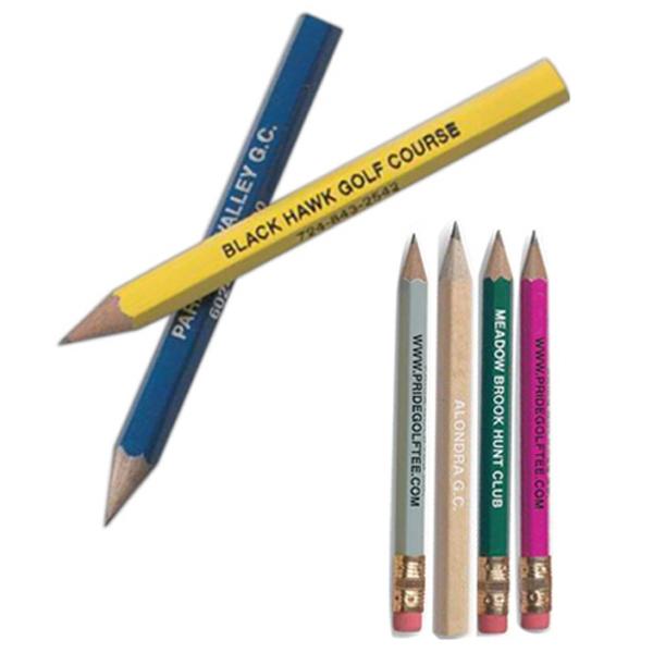 Golf Pencil - round without eraser