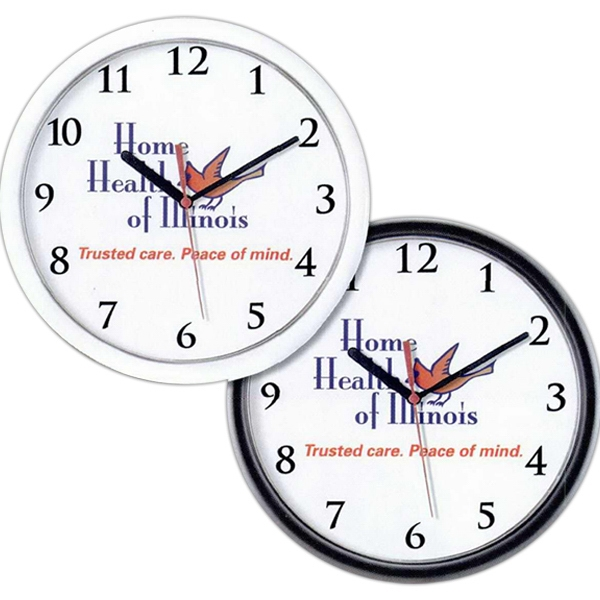 Logo/photo Wall Clock Photo