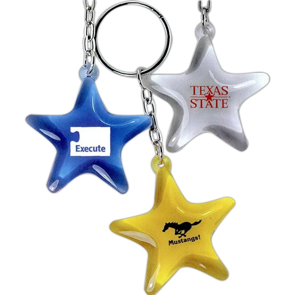 Star Key Tag Photo