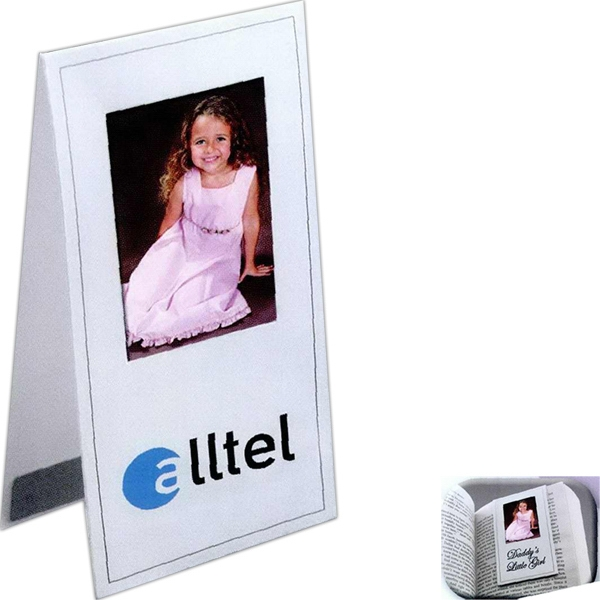 Magnetic Slip-in Photo Bookmark Photo
