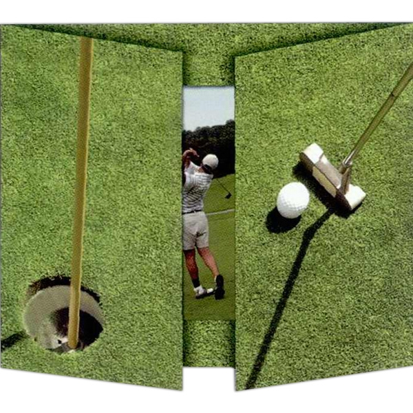 "7"" X 5"" Golf Photo Mount Photo"