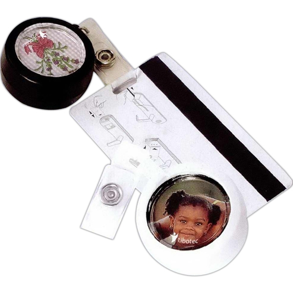Retractable Badge Holder Photo