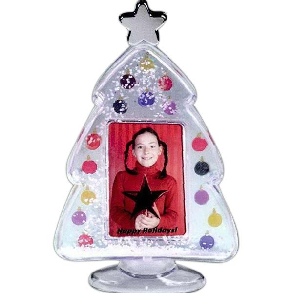 Christmas Tree Snow Globe
