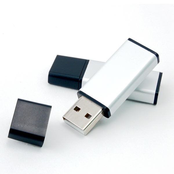256mb - Metal Usb Drive 800 Photo