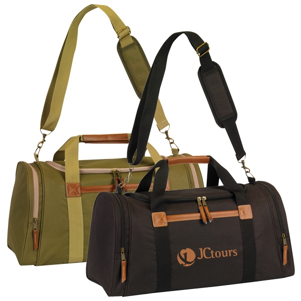 EDMOND DUFFEL BAG