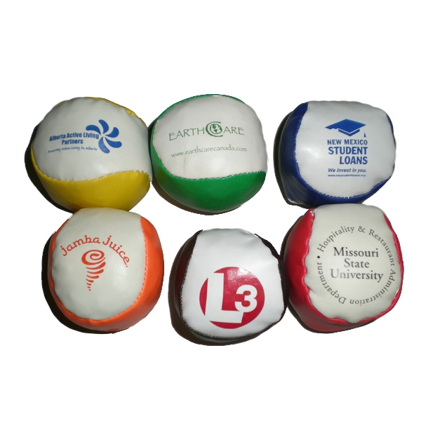 Kicksack Ideal (tm) - Juggling/kick Ball With White Panels Photo