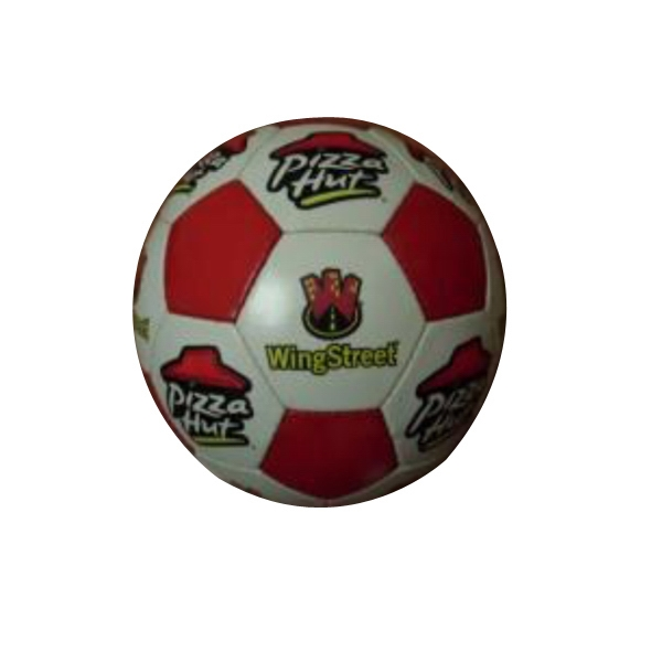 Promotional quality soccer ball