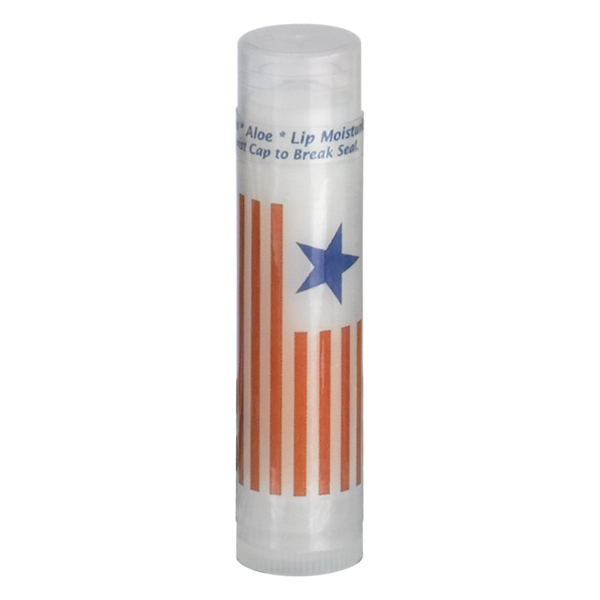 Z Collection (r) - Natural Beeswax Based Lip Balm In Clear Tube Photo