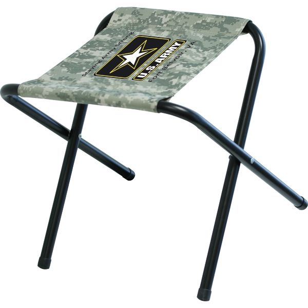 Acu Camouflage Pattern Stool Photo