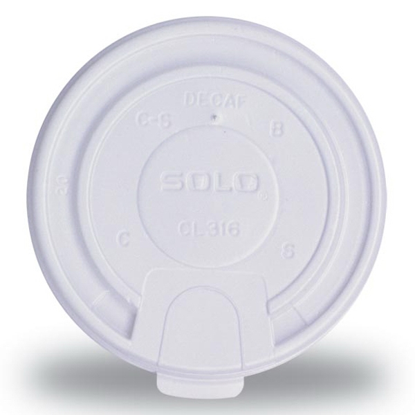 500 Line - Tear Tab Lids For Paper Cups Photo