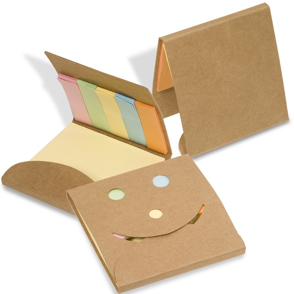 Smiley Sticky Note Pack Photo