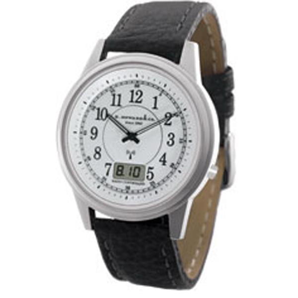 Atomic analog watch