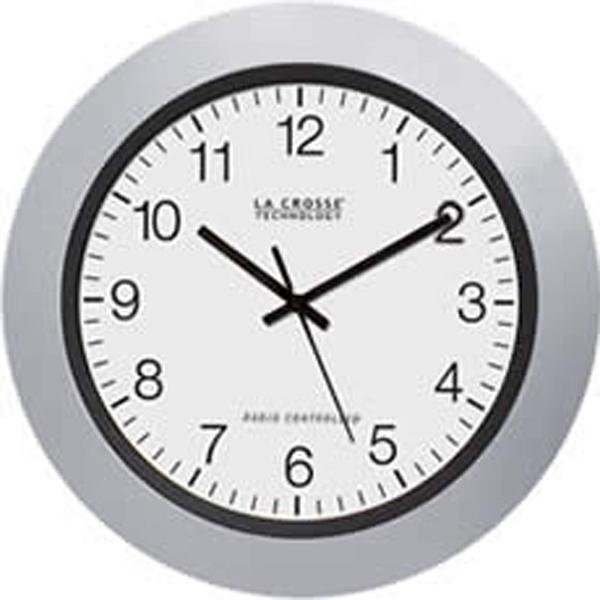 Atomic analog clock