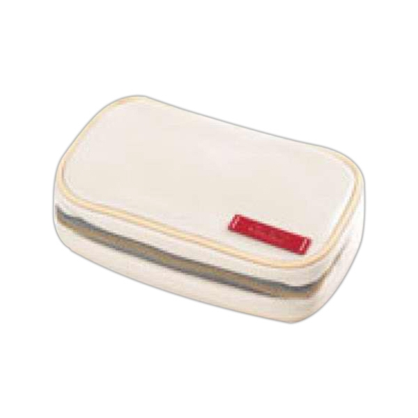 Carina - Small Coated Canvas Cosmetic/toiletry Case Photo