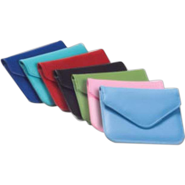 Clava(r) - Envelope Shaped Coin Wallet Holds Coins With Style, Large Enough To Hold Currency Photo