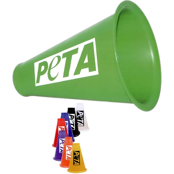 Megaphone Made Of Heavy Duty, Durable Construction And Large Imprint Area Photo