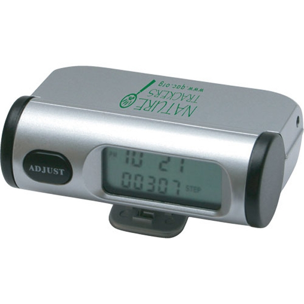 Pedometer With Alarm Clock And Countdown Timer Photo