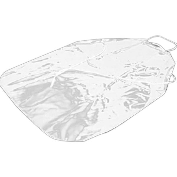 Clear Plastic Dishwasher Apron