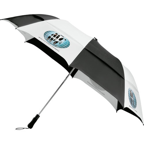 "Stromberg Brand (r) - 58"" Vented Folding Golf Umbrella Photo"