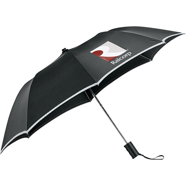 "Stromberg Brand (r) - Automatic Folding 42"" Safety Umbrella Photo"