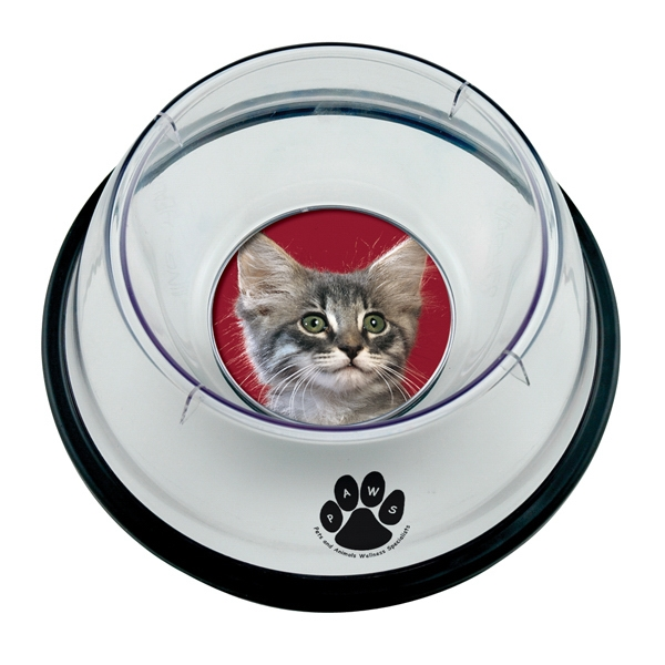 Large Pet Bowl With Removable Insert Photo