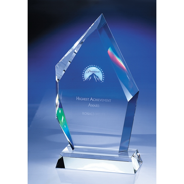 Grand Paragon - Grand Paragon Crystal Award By Crystal World Photo