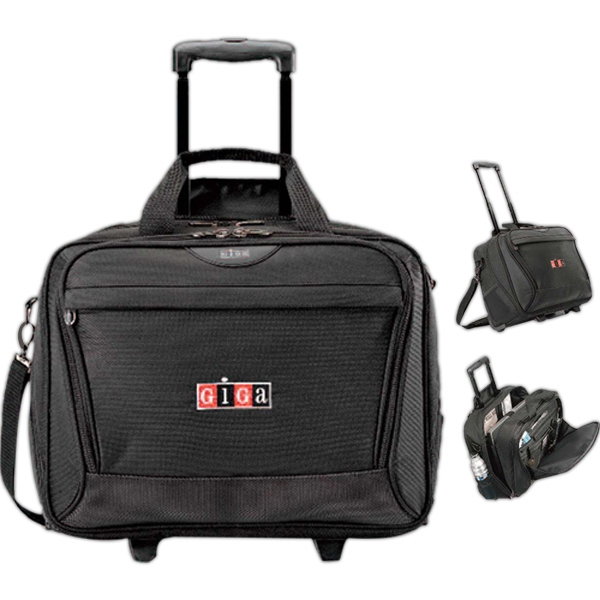 Icon - Wheeled Computer Bag With Removable Shoulder Strap Photo