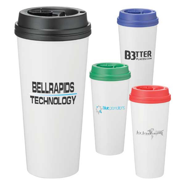 Good To Go - 16 Oz Travel Tumbler With Double-wall As Material. Bpa-free Photo
