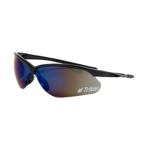 Phenix - Blue Lens - Safety Glasses With Bayonet-style Wraparound Lenses Photo