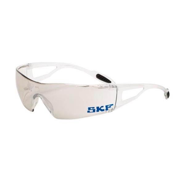X Treme - Safety Glasses With Single Curved Lens Design And I/o Mirror Lenses Photo