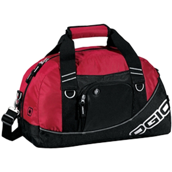 Ogio (r) Half Dome - Duffel Bag With Standard Webbing Shoulder Strap, Front Sleeve Pocket Photo