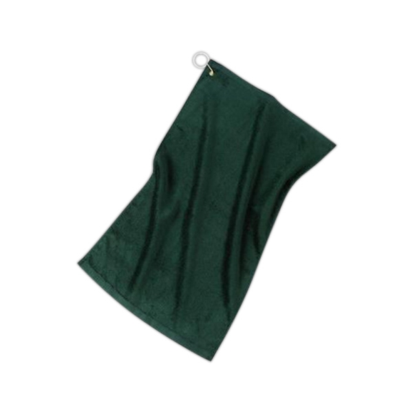 Port Authority (r) - Cotton Terry Velour Grommeted Golf Towel Photo