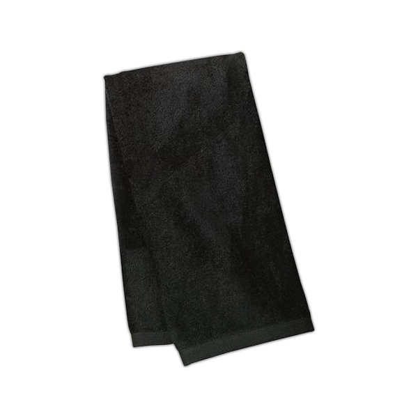 Port Authority (r) - Fringed Cotton Terry Velour Finger Tip Towel Photo