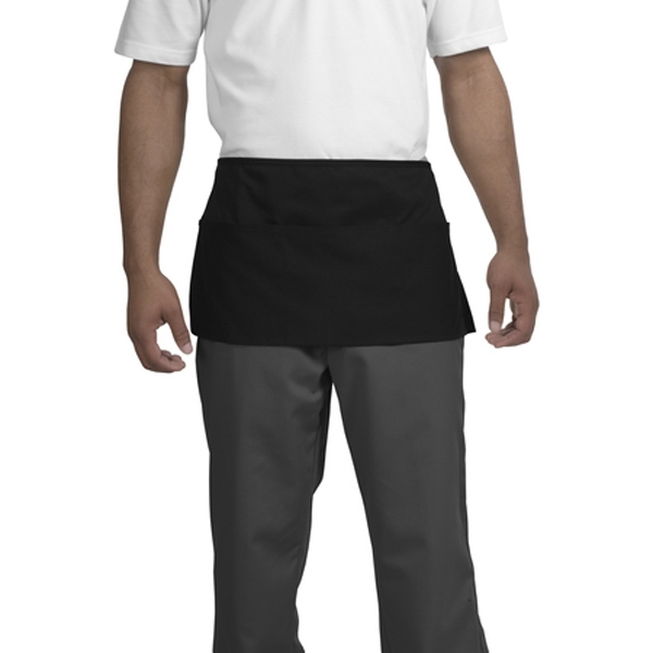 Cornerstone(tm) - Apron. Three Pockets Keep Just What You Need At Hand Photo
