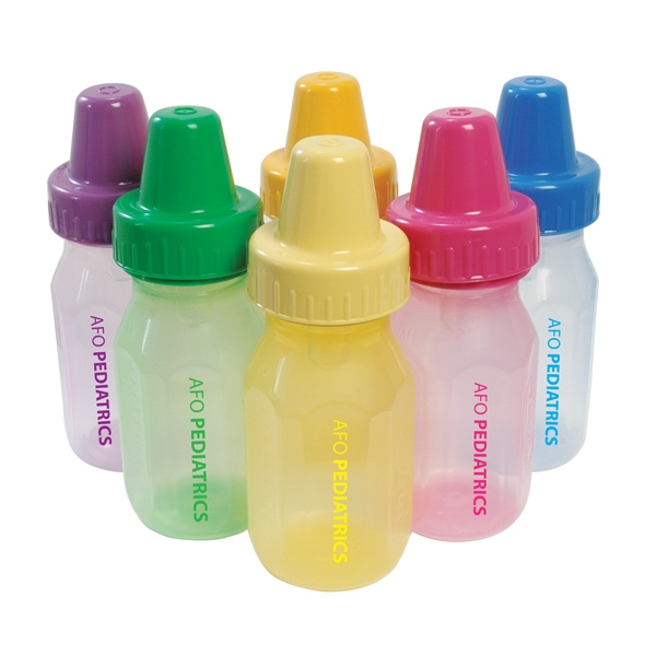 Evenflo - 4 Oz Assorted Color Baby Bottles Photo