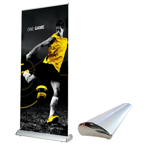 Scroll Banner Stand - 33