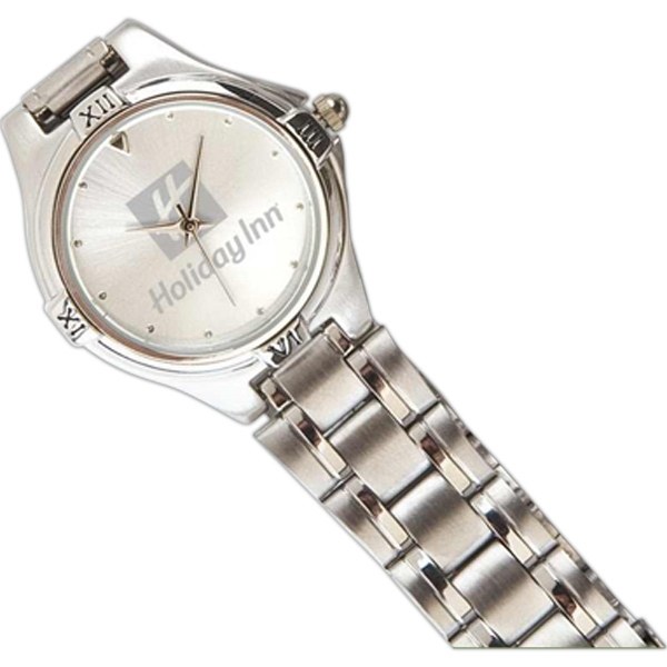 Executive (r) - Ladies - Analog Wrist Watch With Sport Design, Scratch-resistant Lens And Water Resistant Photo