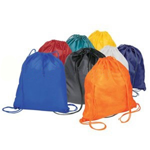 Drawstring Backpack Non-Woven (14x17)